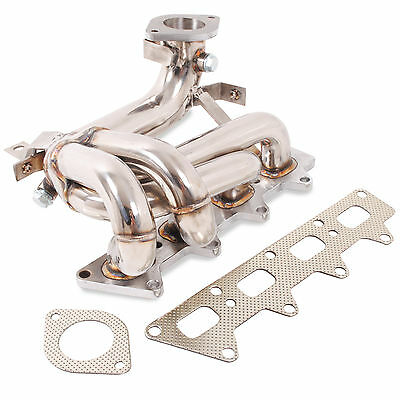 Stainless Steel De Cat Exhaust Decat Race Manifold For Renault Twingo Rs 1.6 07+