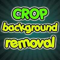 Photo Background Removal ( Crop ) - One Photo