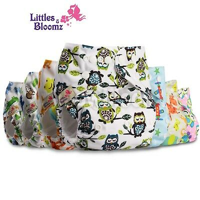 Baby Reusable Washable Pocket Cloth Nappy Stoffwindeln Pañal Couches Pannolini