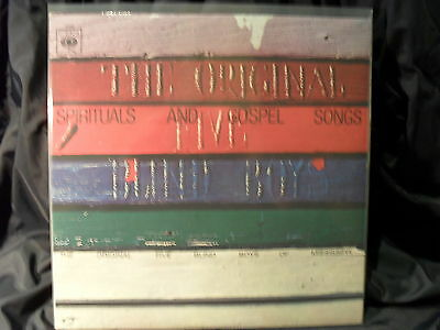 The Original Five Blind Boys Of Mississippi - Spirituals And Gospel Songs