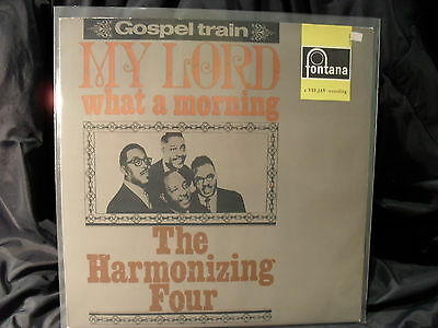 The Harmonizing Four - My Lord What A Morning