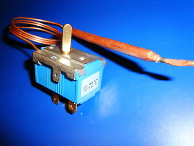 Thermostat For Boiler Tank Heater Stove Hot Water All Range