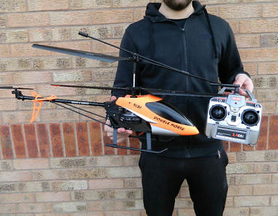 Volitation 9053 Rc Radio/remote Control Helicopter Large Outdoor!