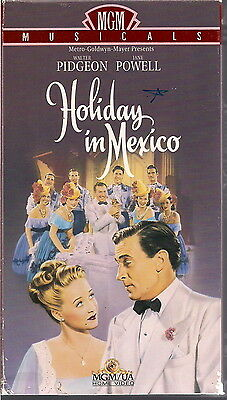 Holiday in Mexico (VHS, 1993)  (1106)