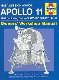 Haynes Owner Workshop Manual for Apollo 11 - £2 OFF