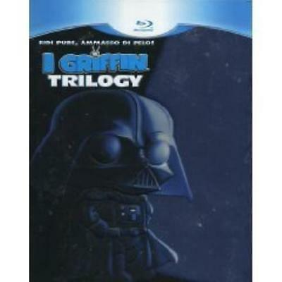 Cofanetto Blu Ray I Griffin Trilogy