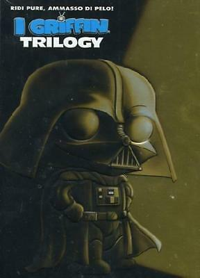 Cofanetto Dvd I Griffin Trilogy Star Wars