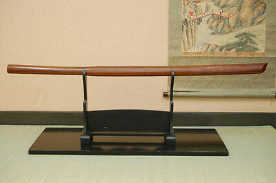 Bokken: Japanese Wood Sword- Model #1 Extra Long/Thick!