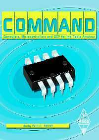 CoMmand - Book on Computers, Microcontrollers and DSP in Amateur / Ham Radio