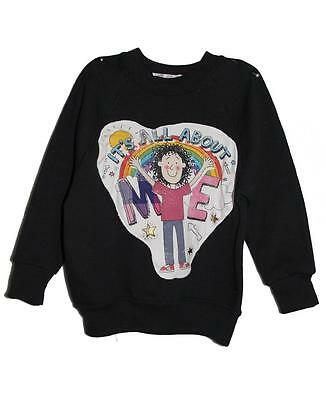 * GOBBOLINO CUSTOM MADE ITS ALL ABOUT ME SWEATSHIRT Jumper Top* 3-4 yrs
