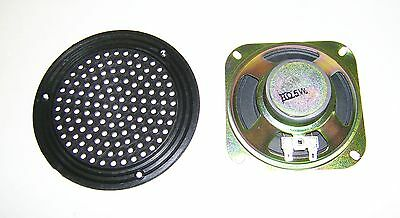 """4"""" Speaker and Cover for Multicade 8-Liner Cherry Master Pot-O-Gold Video Games"""