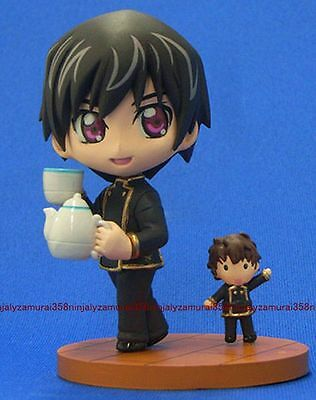 Lelouch mini figure code geass Picture Studio MegaHouse like CLAMP IN 3-D LAND