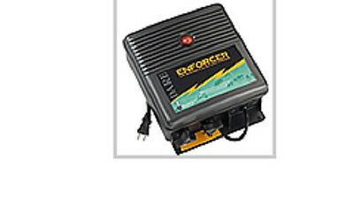 USA  DARE Enforcer 110V 16 Joule DE6400 Up to 2000 Acre Fence Charger Free Ship