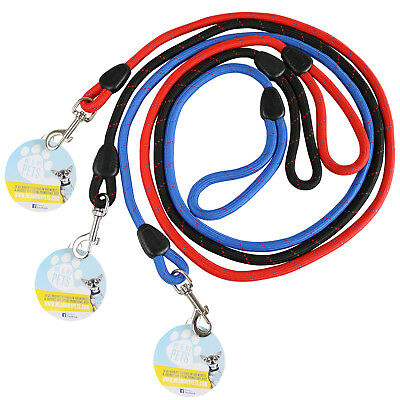 """Me & My Strong Rope Dog Lead/leash 1.5M/59"""" Long Training For All Size Dogs"""