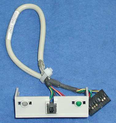 141011-001, Compaq Power Button Board with Cable & Bezel, Tested