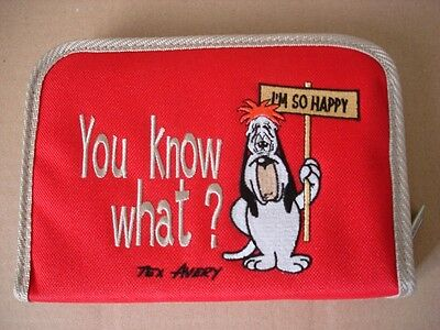 "Plumier Droopy ""You know what ?"" (Rouge)"