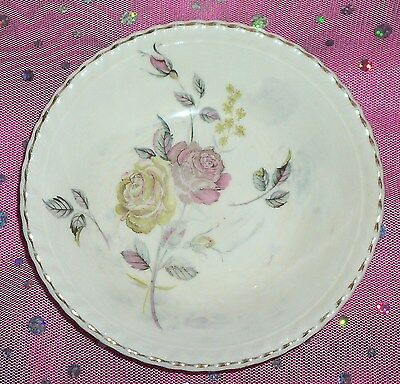 ~ Roses ~ Collectable English Jam Dish Bowl ~ Vintage ~