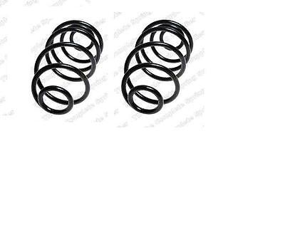 Vauxhall Astra G Mk4 Sri 16V 98-04 2 Rear Coil Springs Lowered Suspension