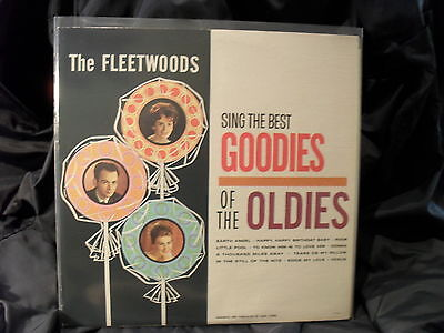 The Fleetwoods - Sing The Best Goodies Of The Oldies
