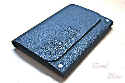 Mens Leather Mlutch With Wallet