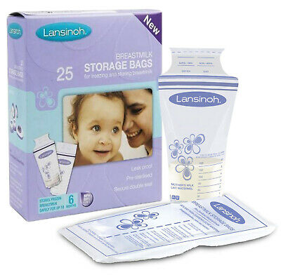Breast Milk Storage Bags - Lansinoh