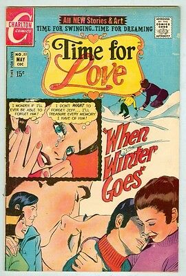 Time for Love #22 - 1971