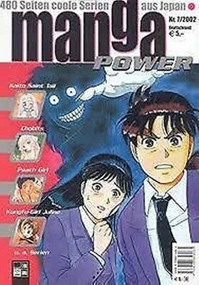 Manga Power Nr. 7 u.a Peach Girl, Chobits, Turn A Gundam, Psychic Academy
