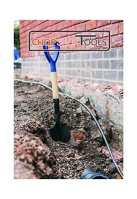 Mini Round Nose Shovel Spade Silverline Trench, Snow, Strong, Contractors 675182