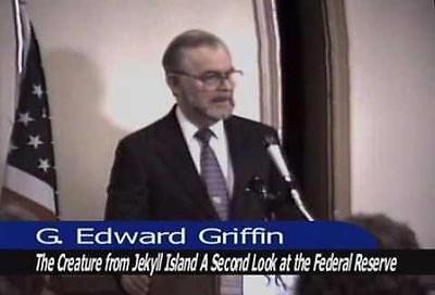 The Creature from Jekyll Island Audio CD Edward Griffin Federal Reserve Ron Paul