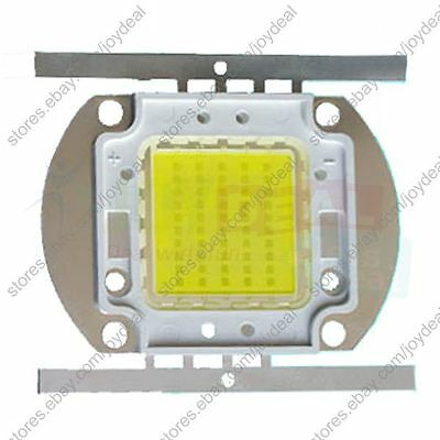 50W Epistar High Power LED Lamp Light 4000-5000LM DC30-36V 1.5A Pure White Color