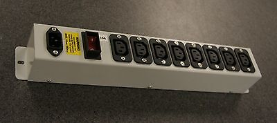 8 Outlet, C13 Power Strip