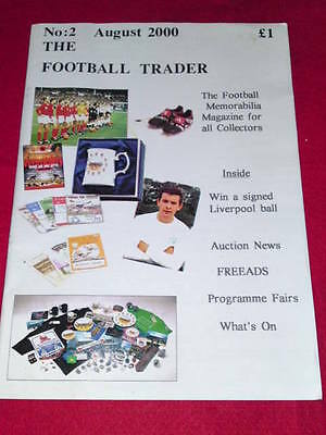 THE FOOTBALL TRADER - August 2000 #2