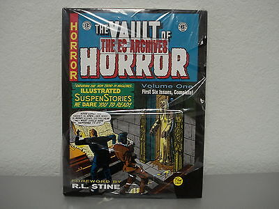 Hard Cover **the Vault Of Horror Volume One** Comic Book