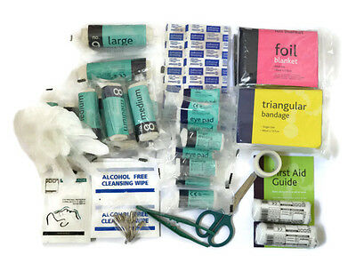 HSE 21-50 Persons Workplace Large REFILL First Aid Kit