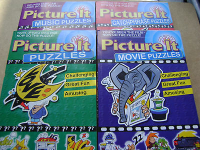 Picture It Puzzle Book - Take on Holiday - Relax In The Sun