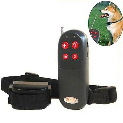 4in1 Remote Control No Barking Dog Training Collar, Pet product