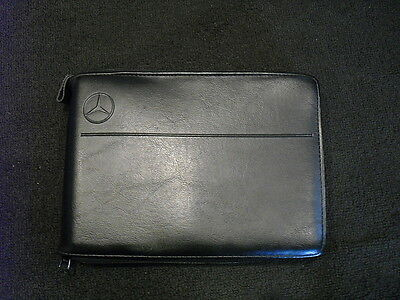 Mercedes 93 S CLASS W140 COMPLETE Owners Manual Set BLACK LEATHER