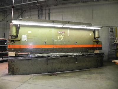 175 Ton x 18' Pacific 175-18 Press Brake Hydraulic Metal Bender