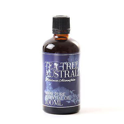 Tea Tree Australian Essential Oil - 100% Pure - 100ml (EO100TEATREEAUST)