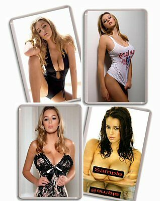 Keeley Hazell Fridge Magnet Chose from 19 designs FREE POSTAGE