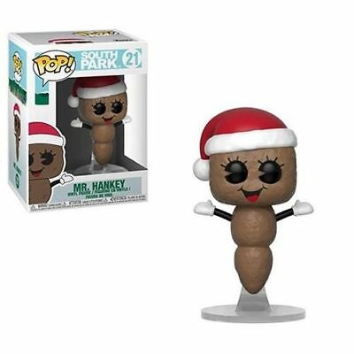 Funko South Park Mr. Hankey POP! Vinyl Figure #21 Preorder Ship in time for Xmas