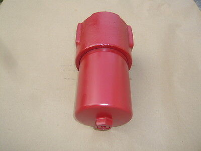 """Hycon Filter DFBHHC330G10B1.0/12 (1-1/2"""" Ports)"""