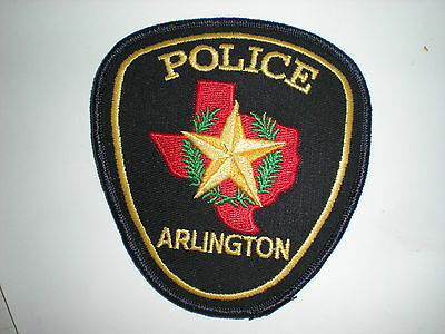 Arlington, Texas  Police Department Patch