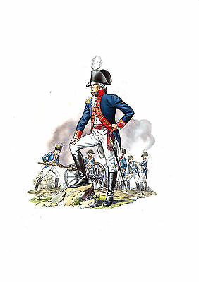 Royal Artillery 1793 - Edition limited to 100
