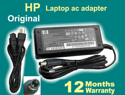 NEW FOR HP 65W SMART AC ADAPTER CHARGER 463552-002 463958-001 OEM ORIGINAL
