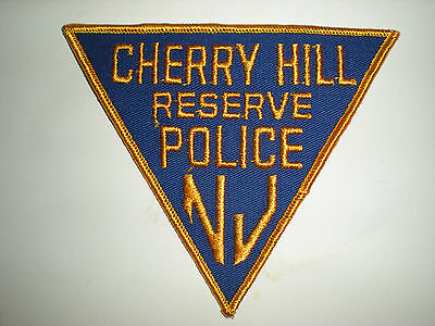 Cherry Hill, New Jersey Police Department Reserve Patch