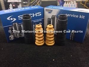 Ford Fiesta Fusion Rear Shock Absorber Dust Cover Bump Stop Kit