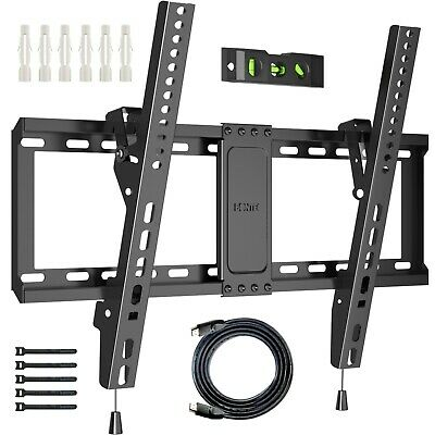 TV Wall Bracket Mount Tilt for 32 37 40 42 46 50 52 55 60 72 SONY LG Samsung