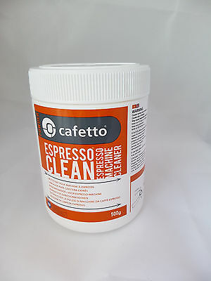500g Espresso Clean Coffee Machine Maker Cleaner powder Back flush Eco friendly
