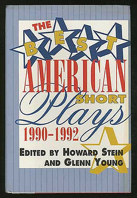 The Best American Short Plays 1990-1992 - Hardcover Anthology